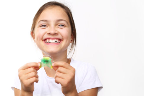 child braces retainer phase I clarendon hills hinsdale