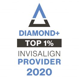 invisalign diamond plus logo
